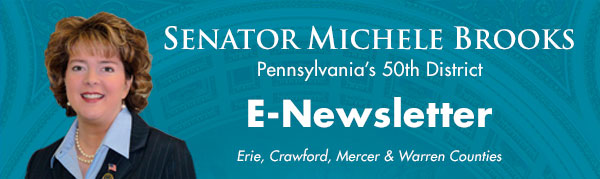 Senator Michele Brooks E-Newsletter